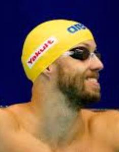 Förlanders skägg, som alldeles uppenbart var ett hinder i vattnet, är därigenom det kanske finaste sportskägget någonsin - det som till och med trotsar tiderna och prestationshetsen!