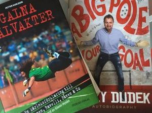 Böcker om fotboll är ofta bättre än omslagen anger...
