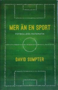 Fantastisk bok för den riktige fotbollsnörden. Volante förlag.